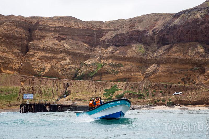 Архипелаг Хуан-Фернандес: остров Робинзона Крузо / Фото из Чили