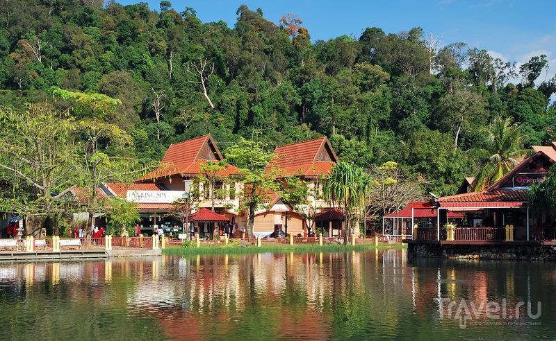 Ориентал Вилладж на Лангкави / Фото из Малайзии