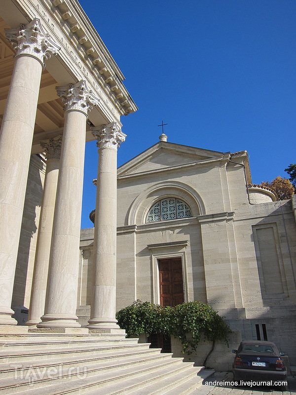 Церковь Св.Петра (Chiesa di San Pietro), Сан-Марино / Фото из Сан-Марино