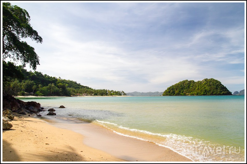 Эль-Нидо: Marimegmeg beach / Филиппины