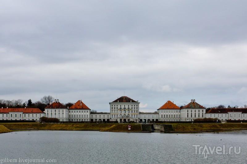 Дворец Нимфенбург / Германия