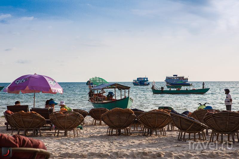 Записки кулинарного путешественника. Сиануквиль / Камбоджа