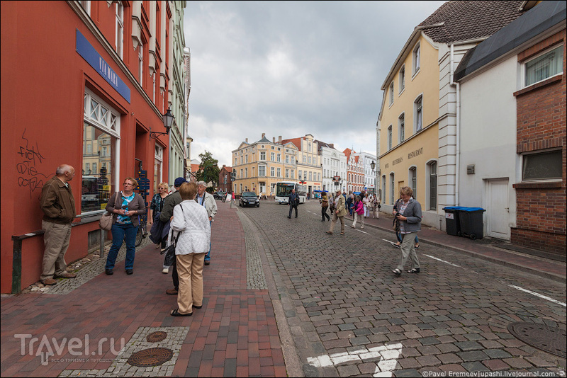 Висмар - ганзейский город / Фото из Германии
