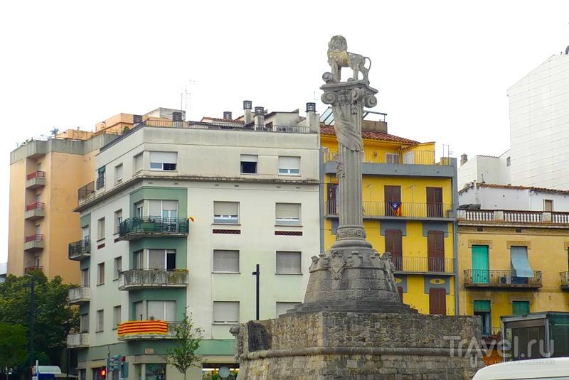 В Жирону из Тоссы через Ллорет-де-Мар / Испания