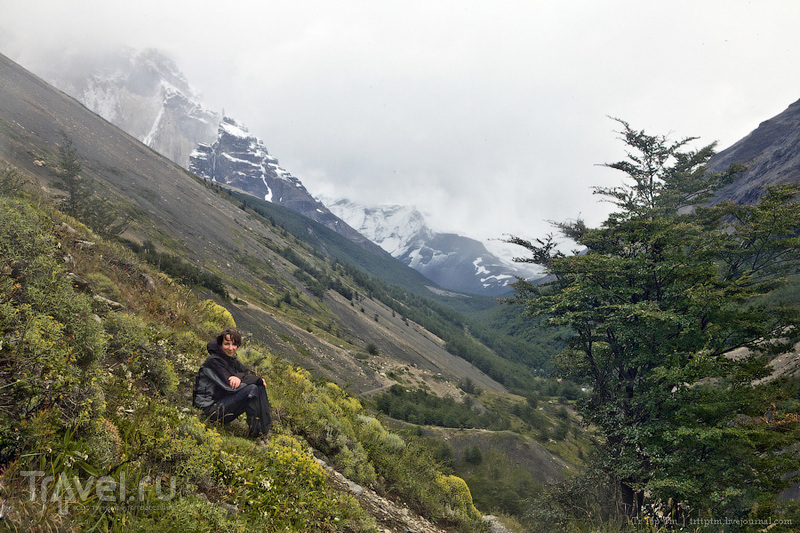 Долина Ассенсьо, Чили / Фото из Чили