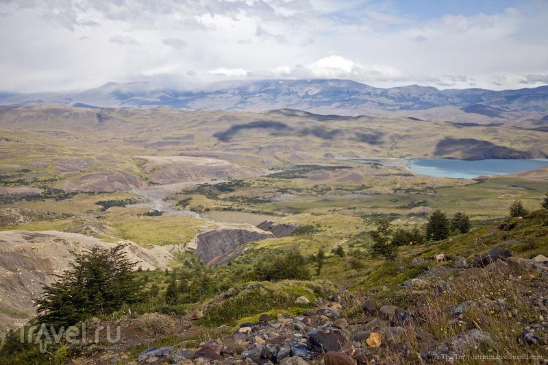 Кордильера-дель-Пайне, Чили / Фото из Чили