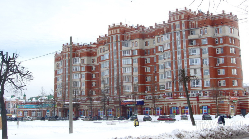 Йошкар-Ола. Новый центр / Россия