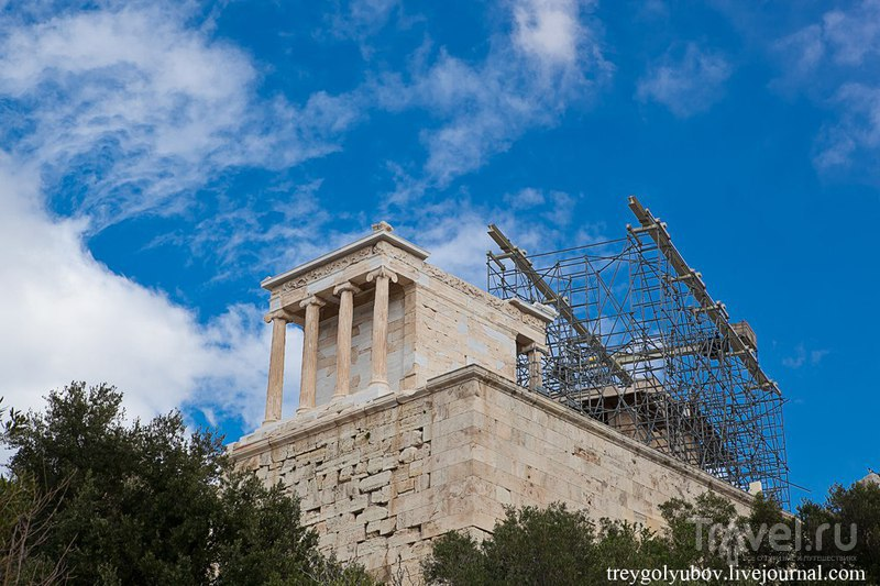 Акрополь / Греция