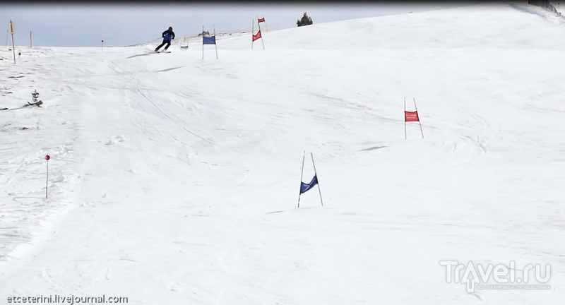 Андорра. Грандвалира. Горные лыжи / Андорра
