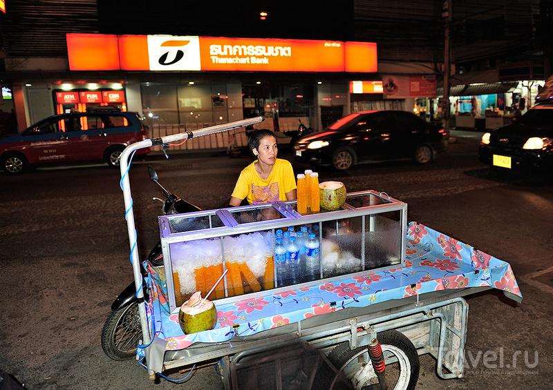 Таиланд. Паттайя. Волкин-стрит / Фото из Таиланда