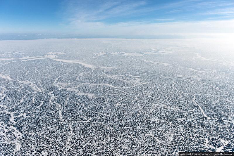 На озере Байкал, Россия / Фото из России