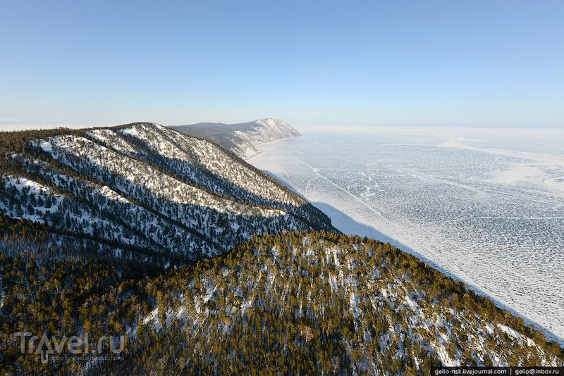 Гора Жима на озере Байкал, Россия / Фото из России