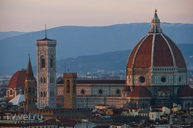 Дуомо, Флоренция / Фото из Италии