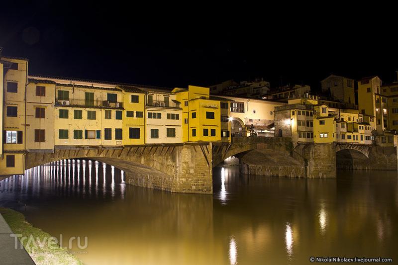 Флоренция: красотища, желудок и гопник / Фото из Италии