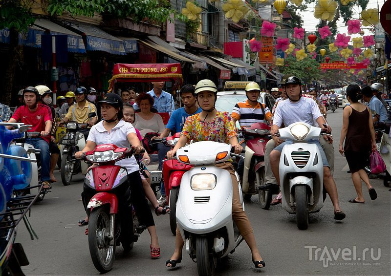 Вьетнам: Ханой / Фото из Вьетнама