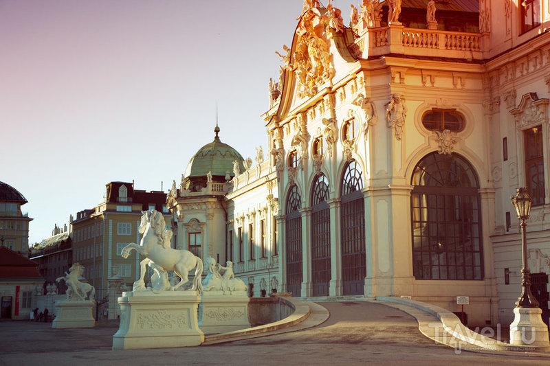 Богемная Вена или да здравствует Франция / Фото из Австрии