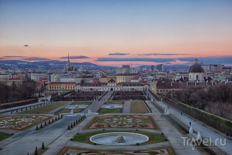 Музей Belvedere, Австрия / Фото из Австрии