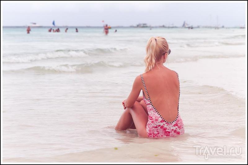 White Beach на Боракае / Фото с Филиппин