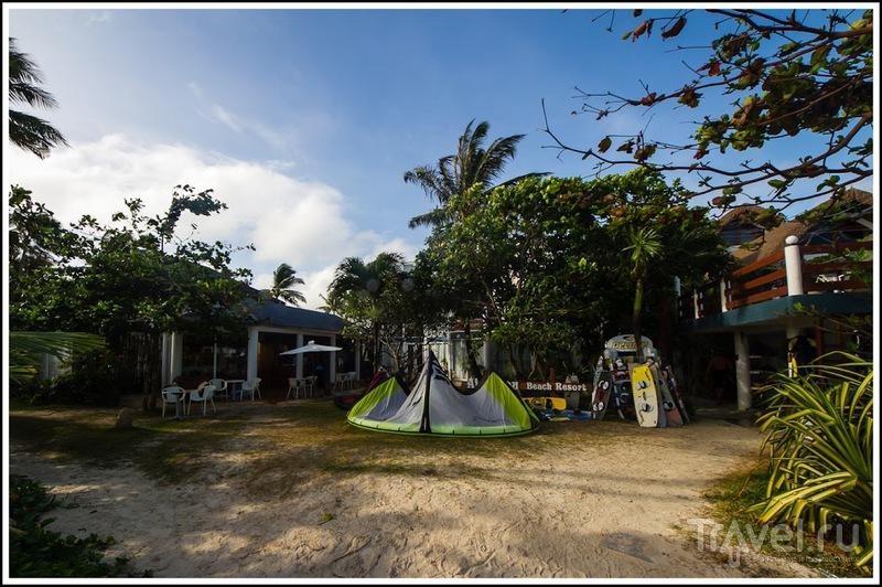 Habagat Kitevillage или он же Aissatou Resort / Фото с Филиппин