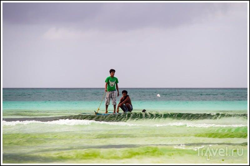 Боракай: White Beach / Фото с Филиппин