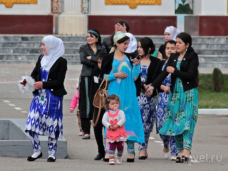 Таджикистан, Душанбе / Фото из Таджикистана
