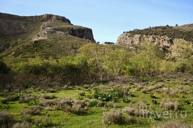 Неизвестный Крит - ущелье Прассано / Греция