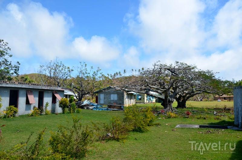 На острове группы Ясава, Фиджи / Фото с Фиджи
