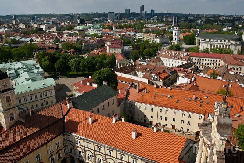 Субъективный гид по Вильнюсу / Литва