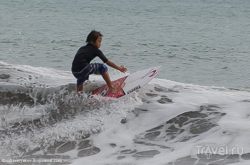 Зарисовки о Бали. Серфинг и немного Куты / Индонезия