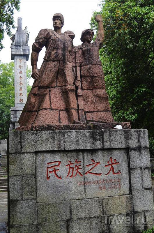 Яншо как город из снов / Фото из Китая