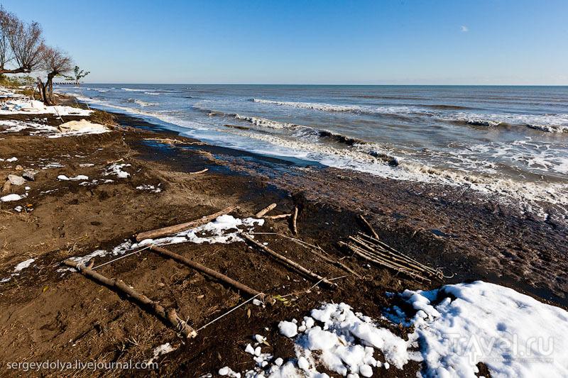 Каспийское море, Азербайджан / Фото из Азербайджана