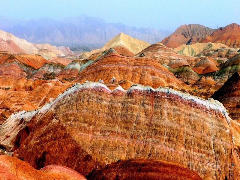 В 2010 году геологический парк Данься был включен в Список Всемирного наследия ЮНЕСКО / Китай