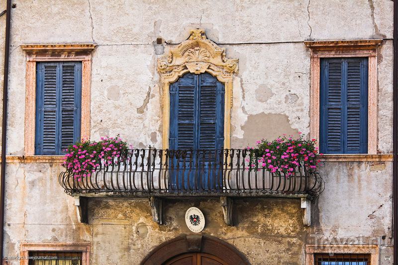 Верона / Фото из Италии