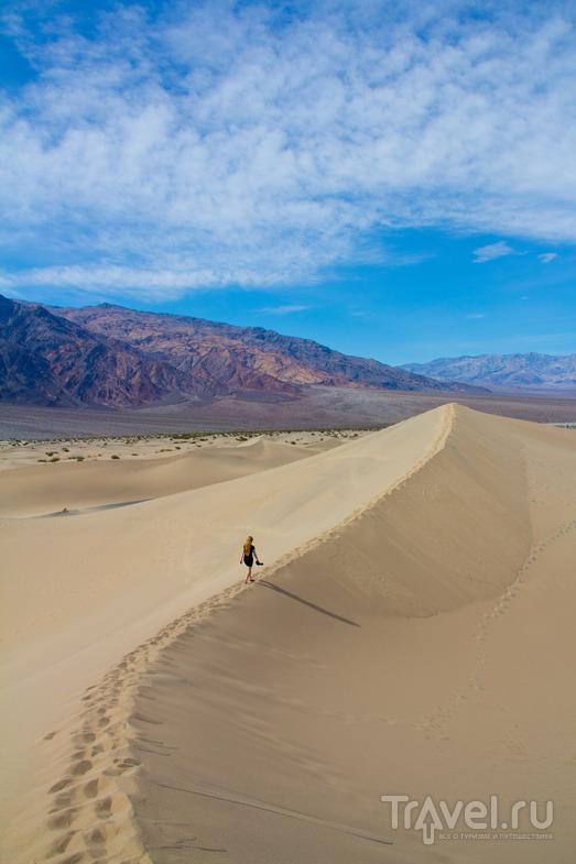 Долина Смерти / Фото из США