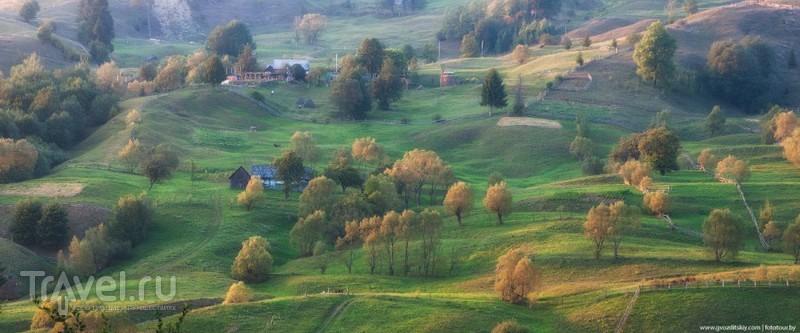 В деревне Лазещина, Украина / Фото с Украины