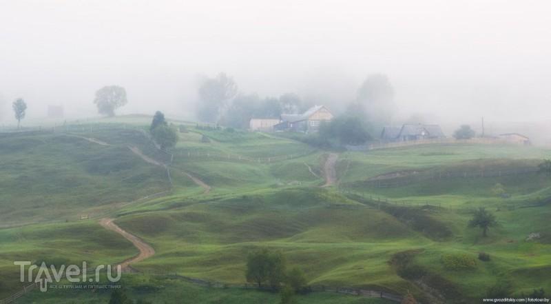 Лазещинские пасторальки или карпатский The Shire / Фото с Украины