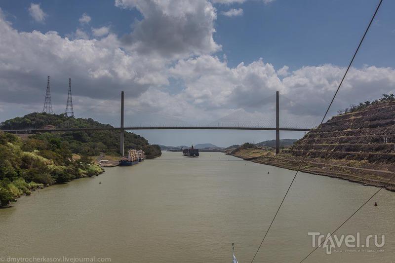 Панамский канал / Фото из Панамы