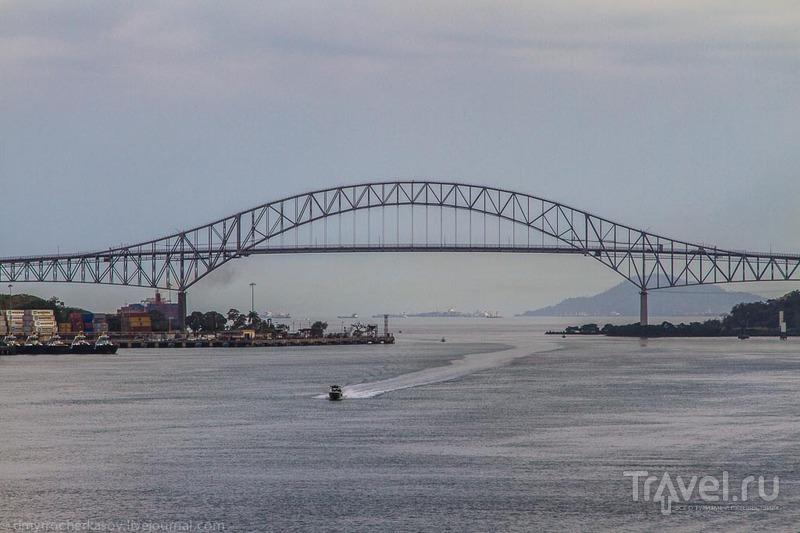 Мост Америк, Панама / Фото из Панамы