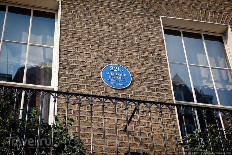 Sherlock Holmes Museum / Великобритания