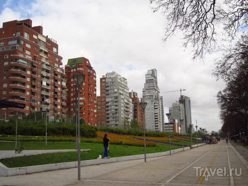 Любимый город Буэнос-Айрес / Аргентина