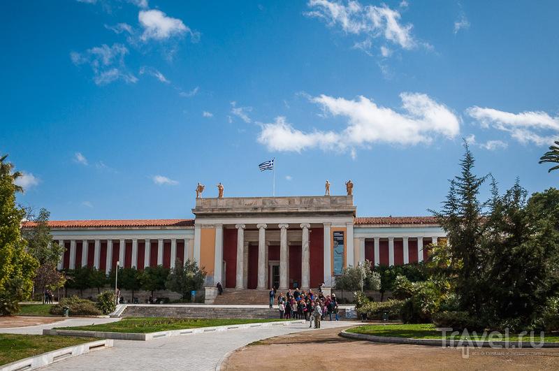 Археологический Музей в Афинах, Греция / Фото из Греции