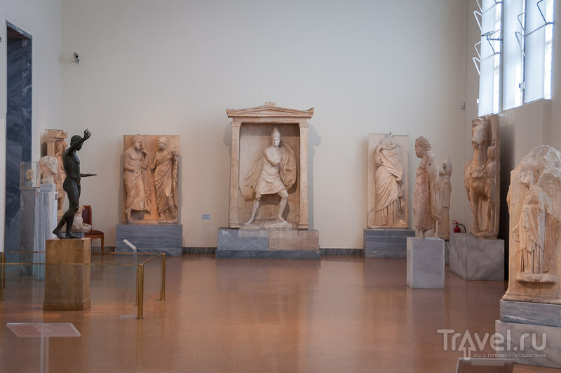 Национальный Археологический Музей в Афинах / Фото из Греции
