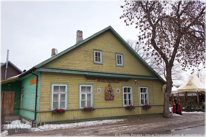 """Ресторан """"Кибинлар"""" в Тракае, Литва / Фото из Литвы"""