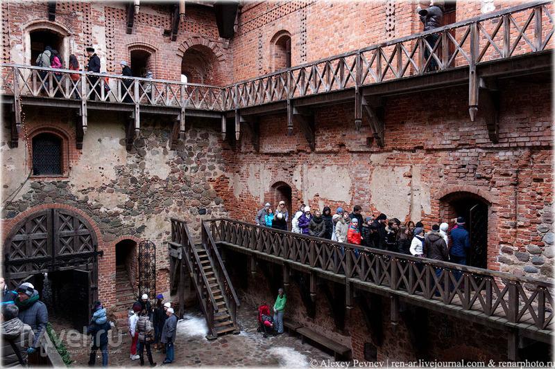 Путешествие в Тракай: замок на острове / Фото из Литвы