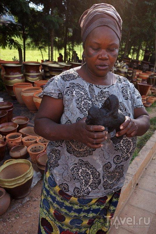 Не тутси горшки обжигают / Фото из Руанды