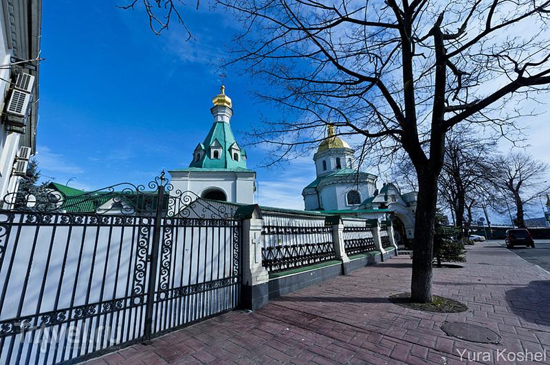 Киев на 8 марта / Фото с Украины