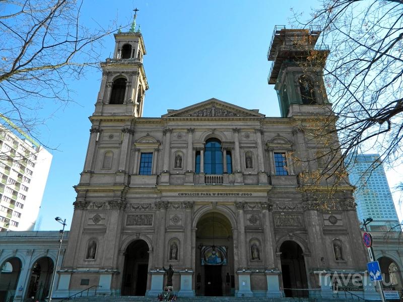 Костел Всех Святых в Варшаве, Польша / Фото из Польши