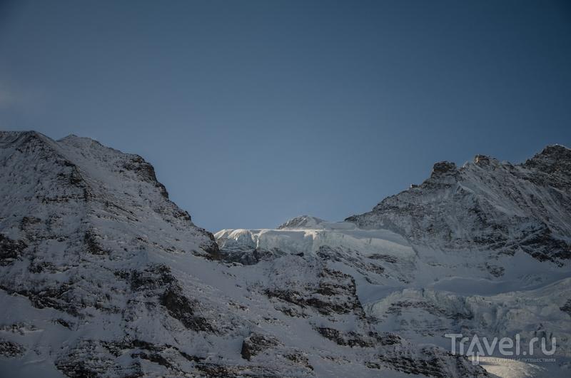 Юнгфрауйох / Фото из Швейцарии