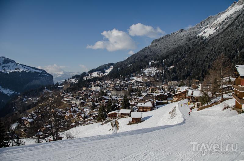 Регион Юнгфрау / Фото из Швейцарии