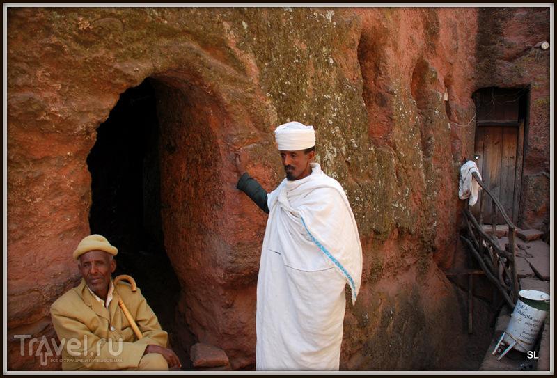Lalibela. Церкви / Фото из Эфиопии
